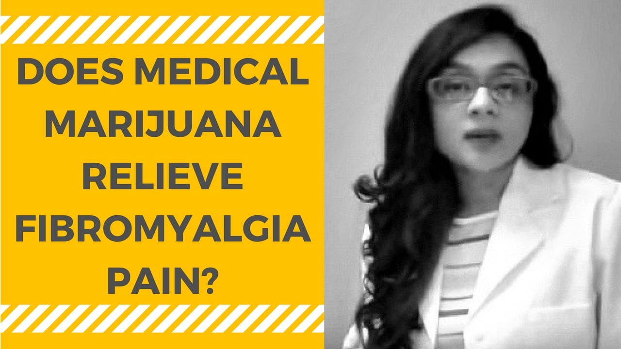 Marijuana for Fibromyalgia