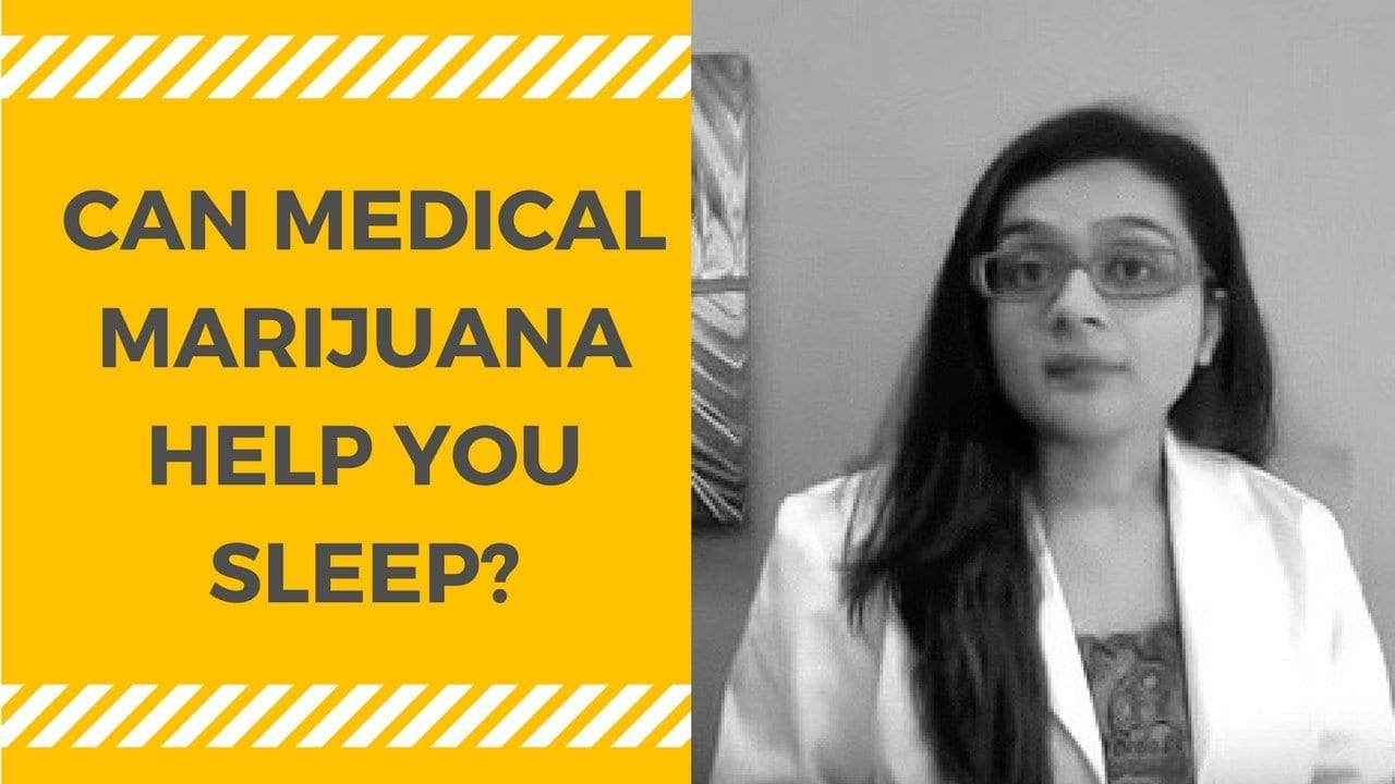Medical Marijuana for Sleep