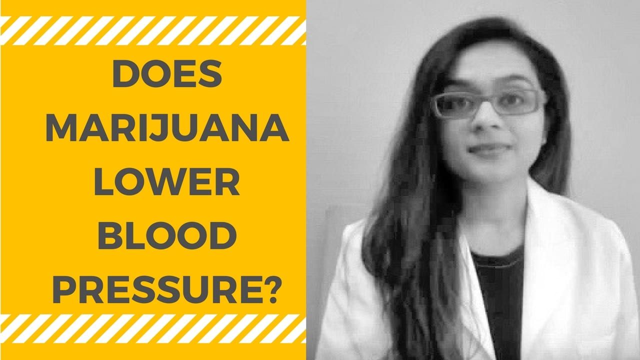 Medical Marijuana for High Blood Pressure (Hypertension)
