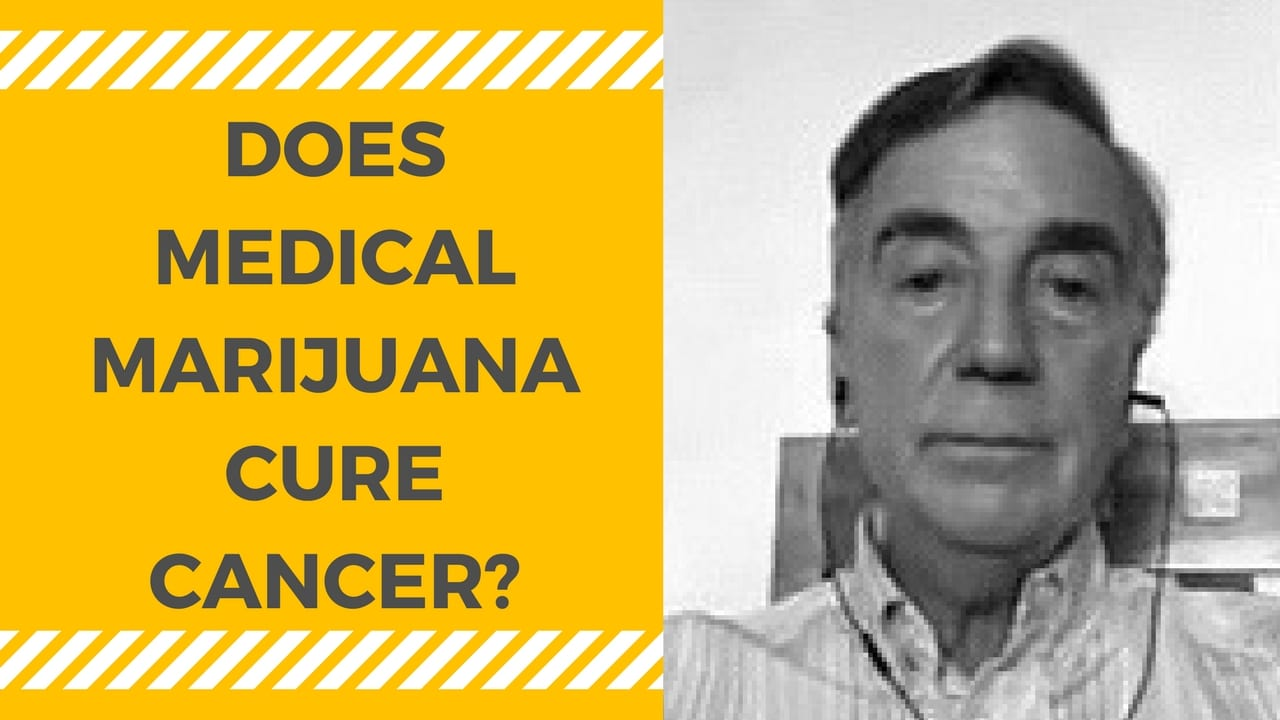Medical Marijuana Cures Cancer??? with Dr. Donald Abrams