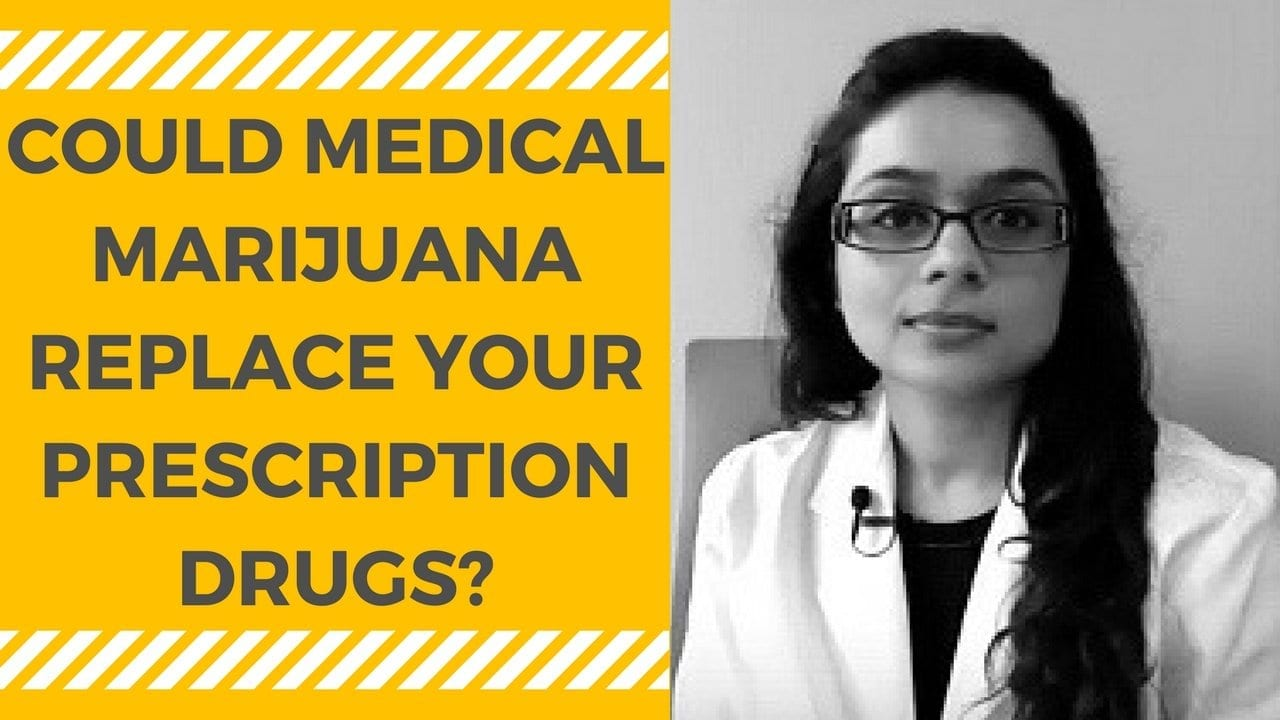 Could Medical Marijuana Replace Your Prescription Drugs?