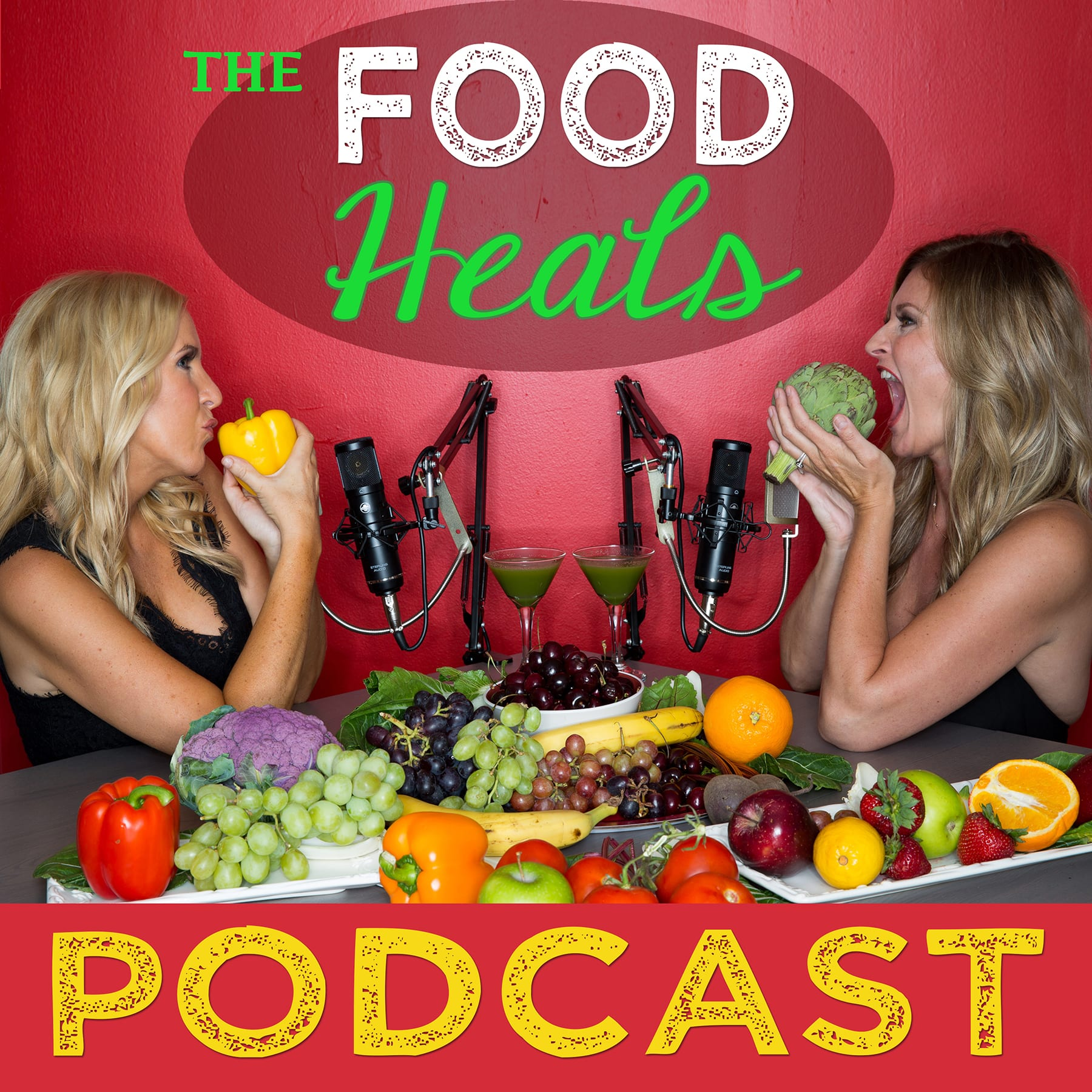 Food Heals Podcast with Dr. Rachna Patel