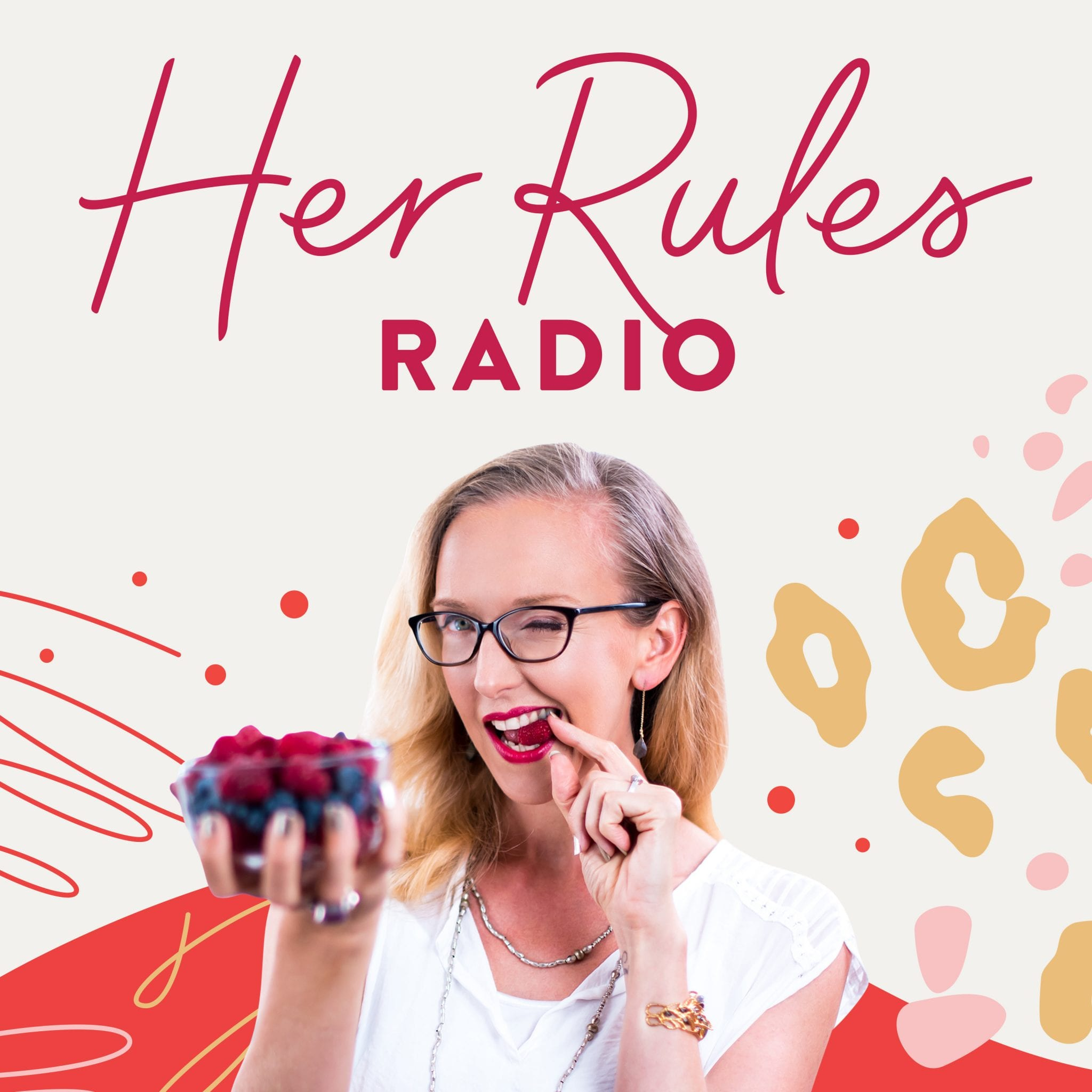 Her Rules Podcast with Dr. Rachna Patel