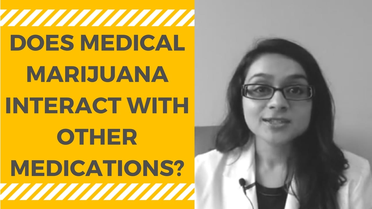 Marijuana and Interactions with Other Medications