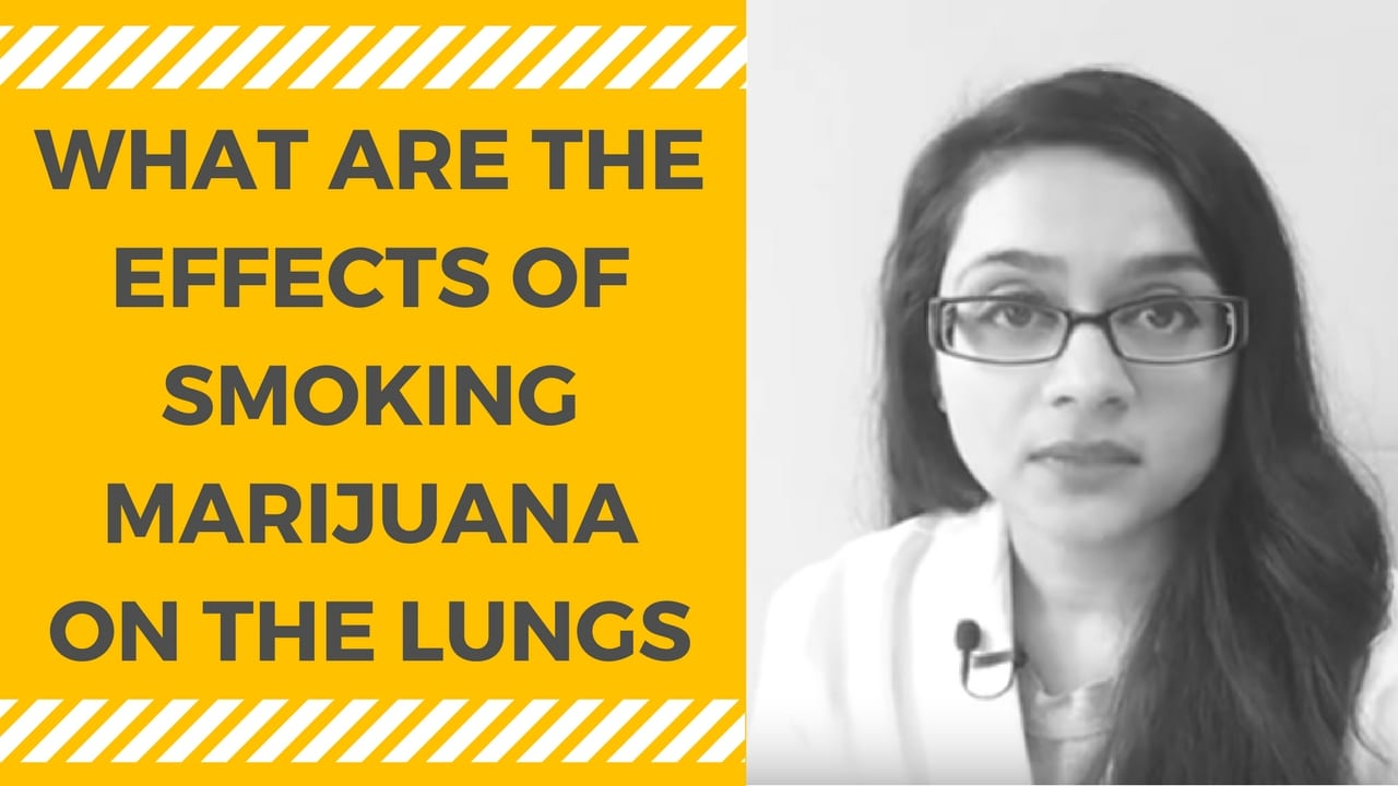 Effects of Smoking Marijuana on the Lungs
