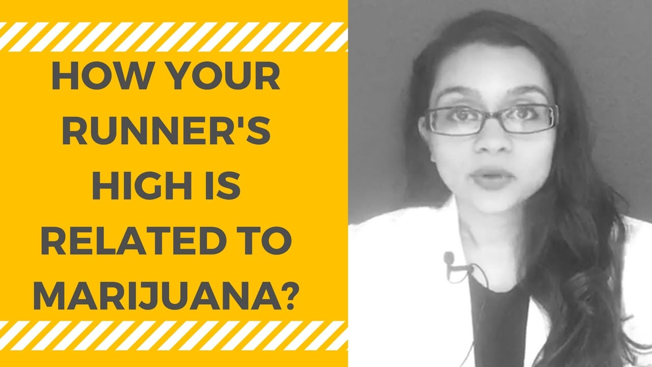 How Your Runner's High is Related to Marijuana