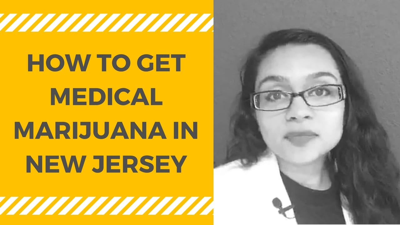 How to Get Medical Marijuana in New Jersey