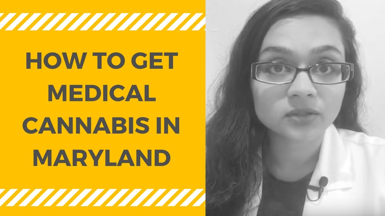 How to Get Medical Marijuana in Maryland