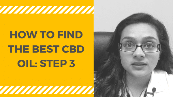 How to find the best CBD oil