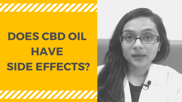 Does CBD Oil Have Side Effects