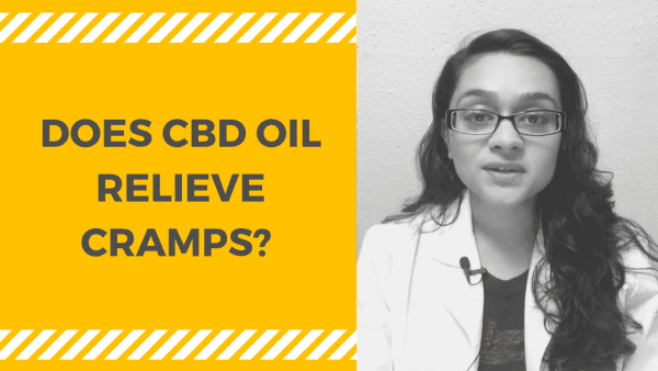 DOES CBD OIL RELIEVE CRAMPS