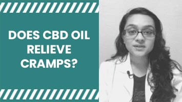 DOES CBD OIL RELIEVE CRAMPS?
